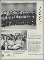 1990 Konawa High School Yearbook Page 128 & 129