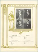 1929 Apollo High School Yearbook Page 26 & 27