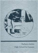 1982 Yearbook Barbara Jordan High School For Careers