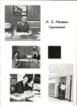 1969 Quitman High School Yearbook Page 16 & 17