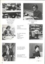 1969 Quitman High School Yearbook Page 24 & 25