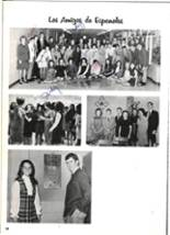 1969 Quitman High School Yearbook Page 32 & 33