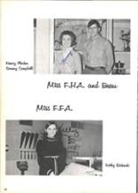 1969 Quitman High School Yearbook Page 34 & 35