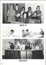 1969 Quitman High School Yearbook Page 36 & 37