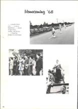 1969 Quitman High School Yearbook Page 42 & 43