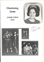 1969 Quitman High School Yearbook Page 46 & 47