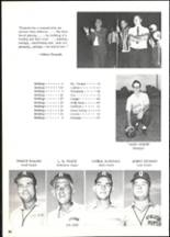 1969 Quitman High School Yearbook Page 62 & 63