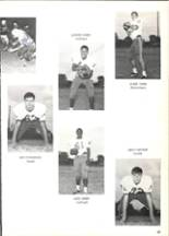 1969 Quitman High School Yearbook Page 66 & 67