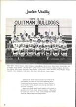 1969 Quitman High School Yearbook Page 70 & 71