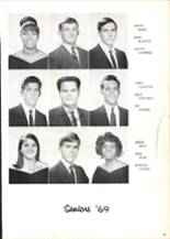 1969 Quitman High School Yearbook Page 94 & 95