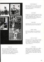1969 Quitman High School Yearbook Page 100 & 101