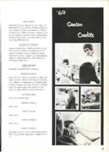 1969 Quitman High School Yearbook Page 102 & 103