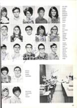 1969 Quitman High School Yearbook Page 104 & 105