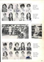 1969 Quitman High School Yearbook Page 110 & 111