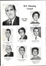 1969 Quitman High School Yearbook Page 120 & 121
