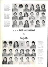 1969 Quitman High School Yearbook Page 122 & 123