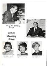 1969 Quitman High School Yearbook Page 136 & 137