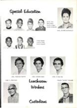 1969 Quitman High School Yearbook Page 146 & 147