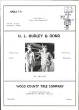 1969 Quitman High School Yearbook Page 160 & 161