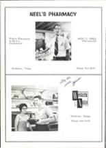 1969 Quitman High School Yearbook Page 162 & 163