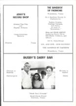 1969 Quitman High School Yearbook Page 168 & 169