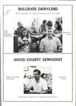 1969 Quitman High School Yearbook Page 172 & 173