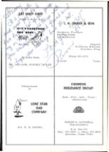 1969 Quitman High School Yearbook Page 178 & 179