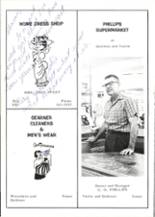1969 Quitman High School Yearbook Page 184 & 185