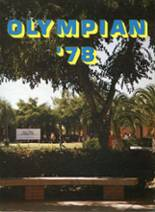 1978 Yearbook Palo Verde High School