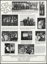 1996 Duke High School Yearbook Page 42 & 43