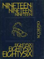 1986 Yearbook North Brunswick High School