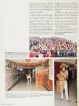 1982 Northeast High School Yearbook Page 20 & 21
