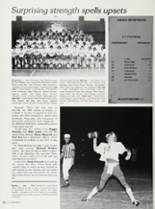 1982 Northeast High School Yearbook Page 56 & 57