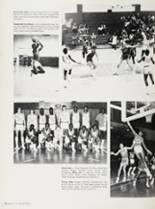 1982 Northeast High School Yearbook Page 80 & 81
