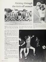 1982 Northeast High School Yearbook Page 84 & 85