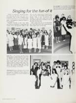1982 Northeast High School Yearbook Page 116 & 117