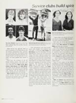 1982 Northeast High School Yearbook Page 124 & 125