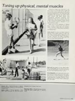 1982 Northeast High School Yearbook Page 186 & 187