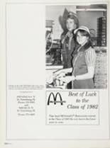 1982 Northeast High School Yearbook Page 292 & 293
