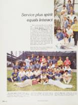 1982 Northeast High School Yearbook Page 298 & 299