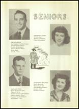 1950 Hale Center High School Yearbook Page 24 & 25