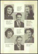 1950 Hale Center High School Yearbook Page 30 & 31