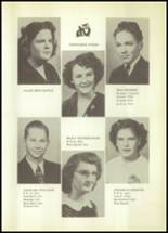 1950 Hale Center High School Yearbook Page 32 & 33