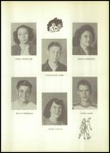 1950 Hale Center High School Yearbook Page 44 & 45