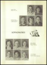 1950 Hale Center High School Yearbook Page 48 & 49