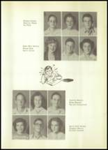 1950 Hale Center High School Yearbook Page 50 & 51