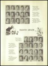 1950 Hale Center High School Yearbook Page 66 & 67