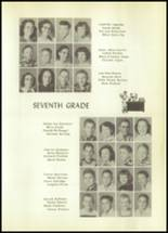 1950 Hale Center High School Yearbook Page 70 & 71