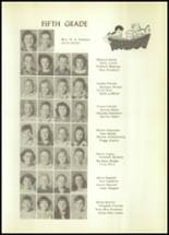 1950 Hale Center High School Yearbook Page 74 & 75