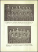 1950 Hale Center High School Yearbook Page 132 & 133